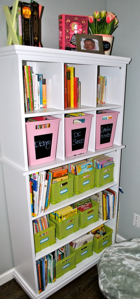 Tidy it thursday simple way to organize craft supplies for Ways to organize craft supplies