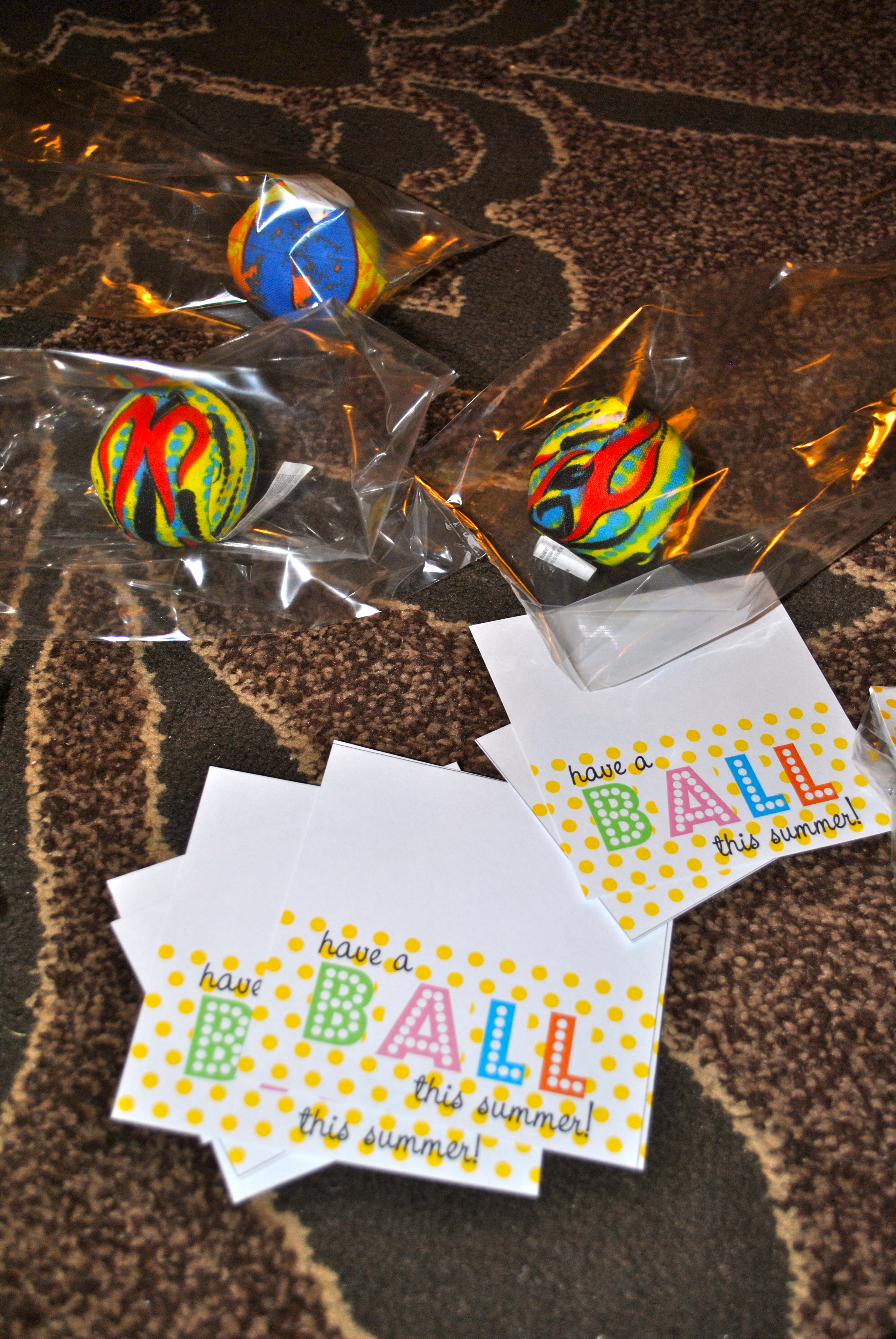 picture regarding Have a Ball This Summer Free Printable named Consist of exciting with it Friday: Welcome Summer months get together with absolutely free